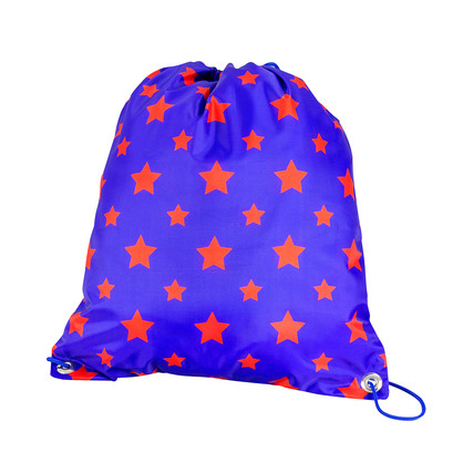 STARS DRAWSTRING BAG