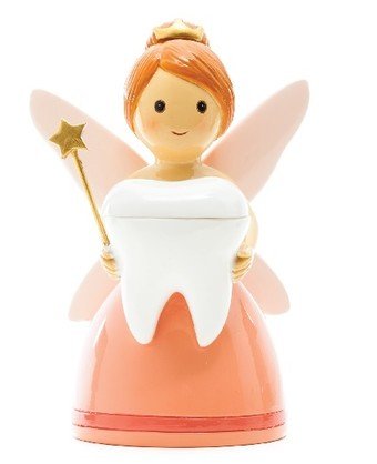 TOOTH FAIRY (CORAL)