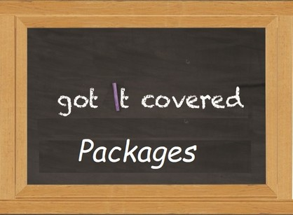 Packages.