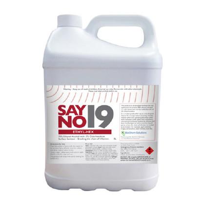 SAY NO 19 ETHYL-HEX 5L