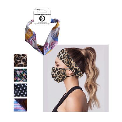 Ear Saver HB Mix Prints 4 Asst