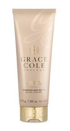 GRACE COLE - OUD ACCORD & VELVET MUSK - BODY BUTTER