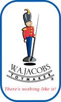 WA Jacobs Toymaker  Logo