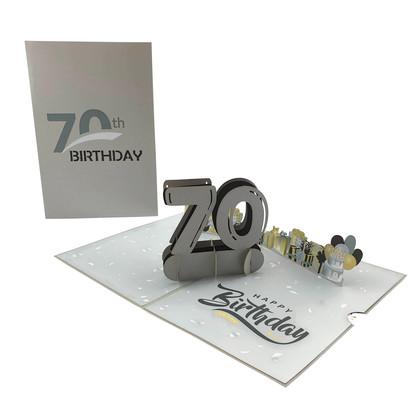 70th Birthday (BD055)