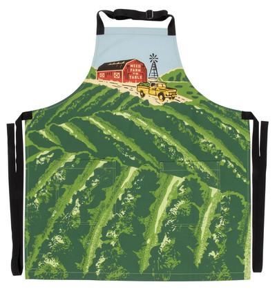 WW808 - APRON - Weed Farm To Table