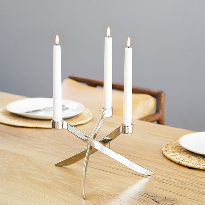 UYUNI LIGHTING - Nordic White Flameless Tapers