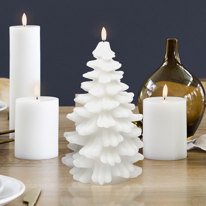 UYUNI LIGHTING - Christmas Tree Flameless Candles