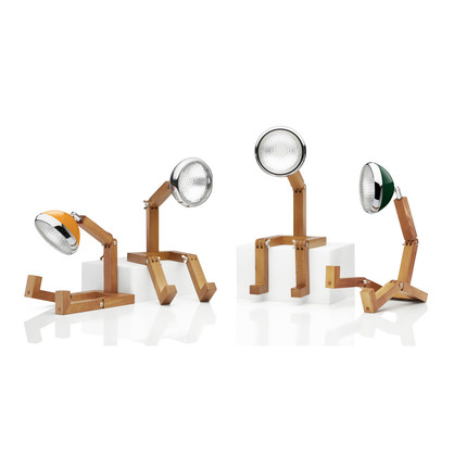 MR. WATTSON LAMP COLLECTION